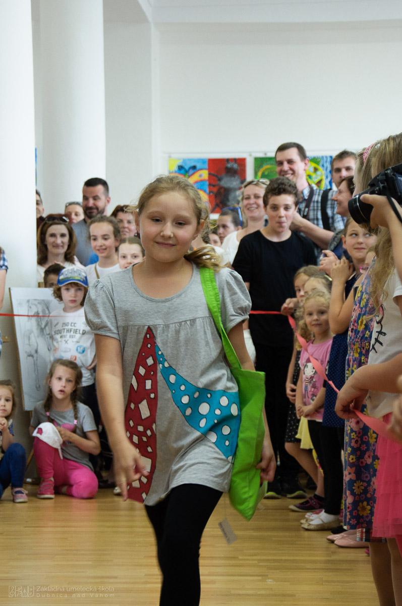 Detská výtvarná Dubnica 2016. Základná umelecká škola Dubnica nad Váhom