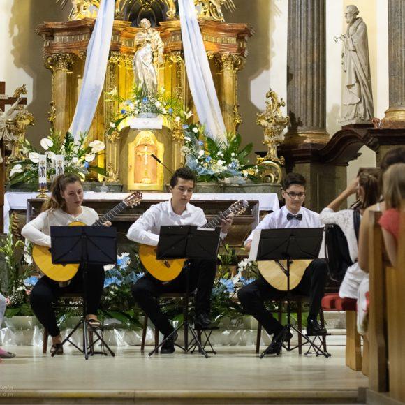 Koncert v Kostole sv. Jakuba 2016