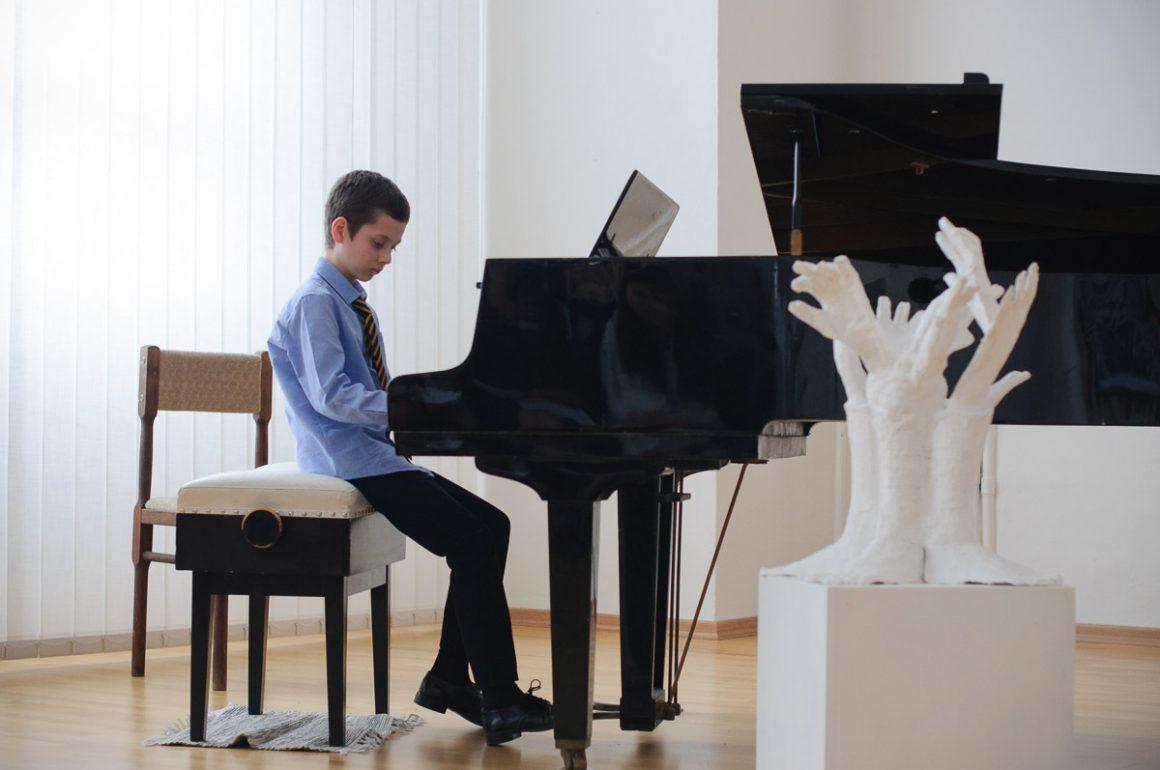 Klavírny koncert č. 1
