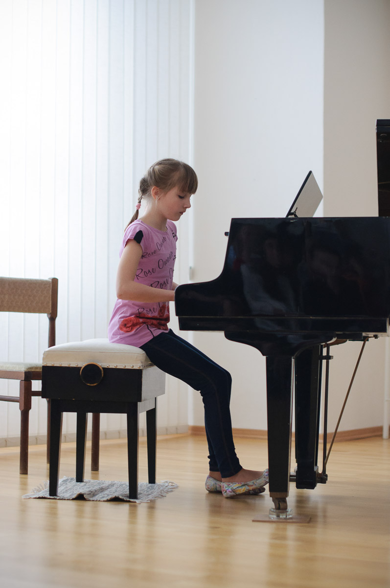 Prvý klavírny koncert, ZUŠ Dubnica nad Váhom