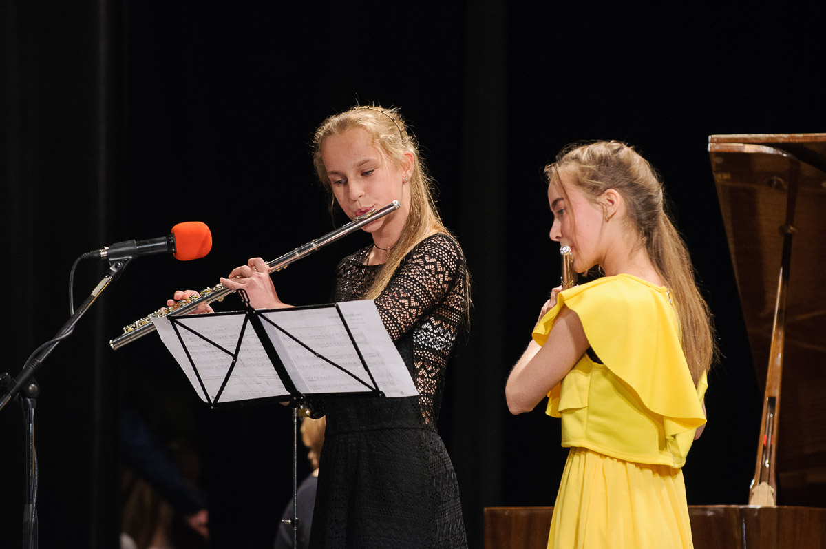 Koncert Mamatata a ja. ZUŠ Dubnica nad Váhom 2017