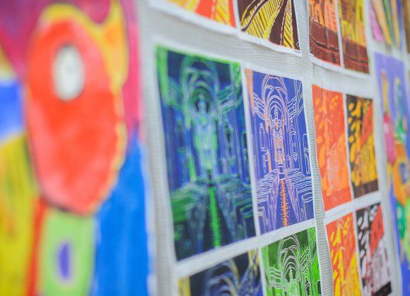 Vernisáž výstavy výtvarníkov 2017