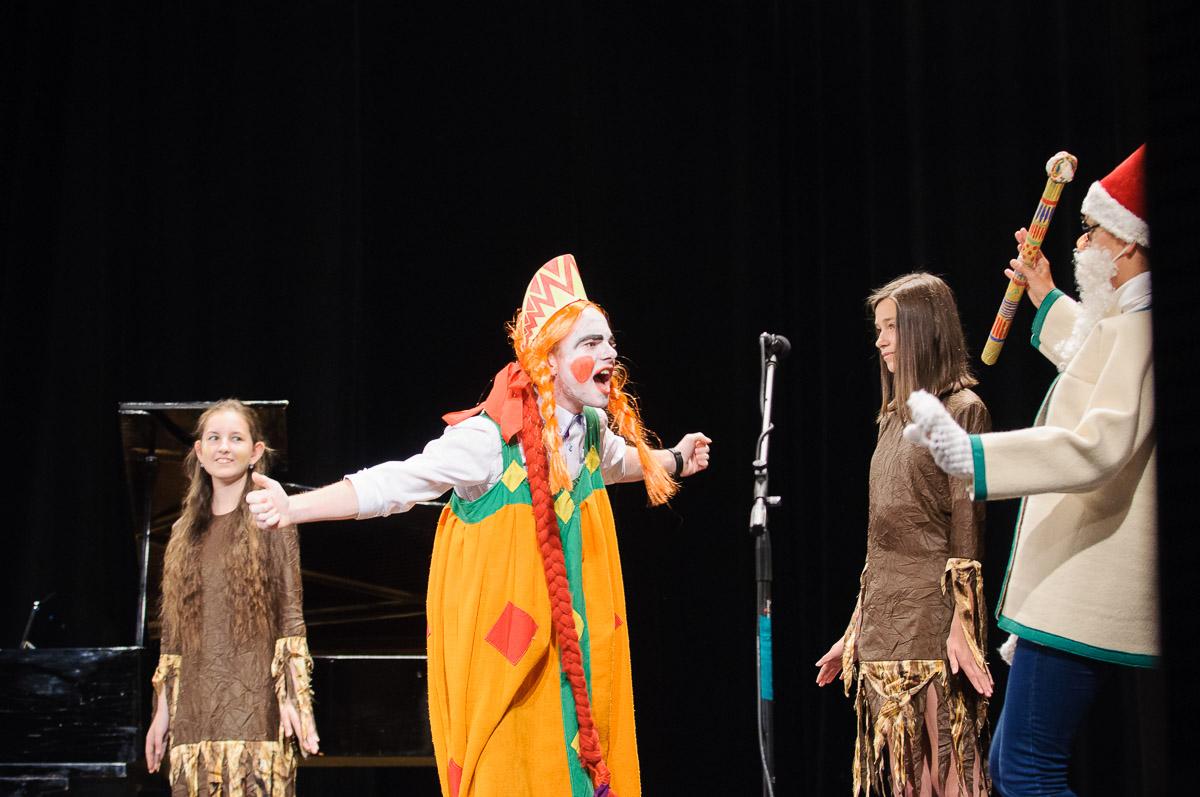 Historický koncert Ruské mozaiky, ZUŠ Dubnica nad Váhom