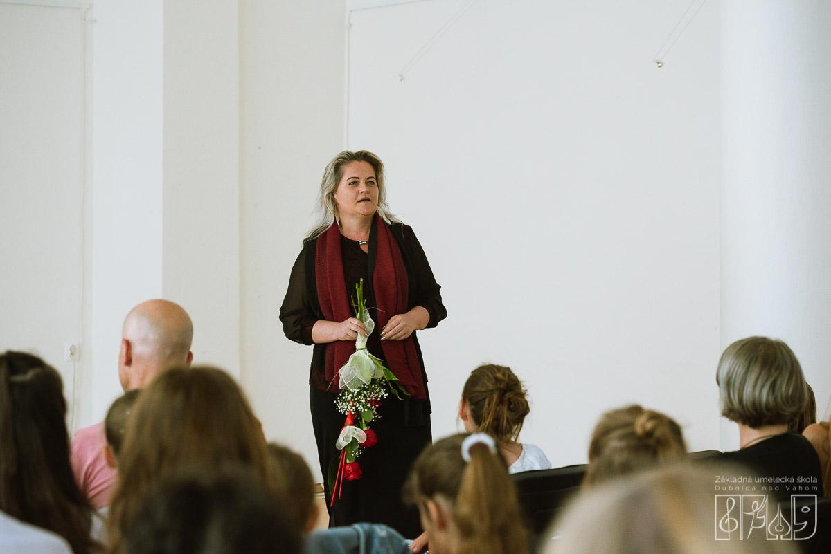 Klavírny koncert rok 2019, Základná umelecká škola Dubnica nad Váhom