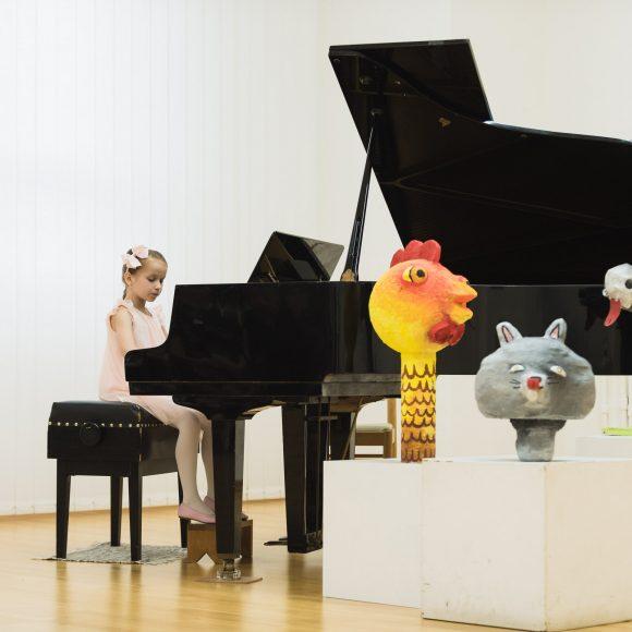 Klavírny koncert 2018