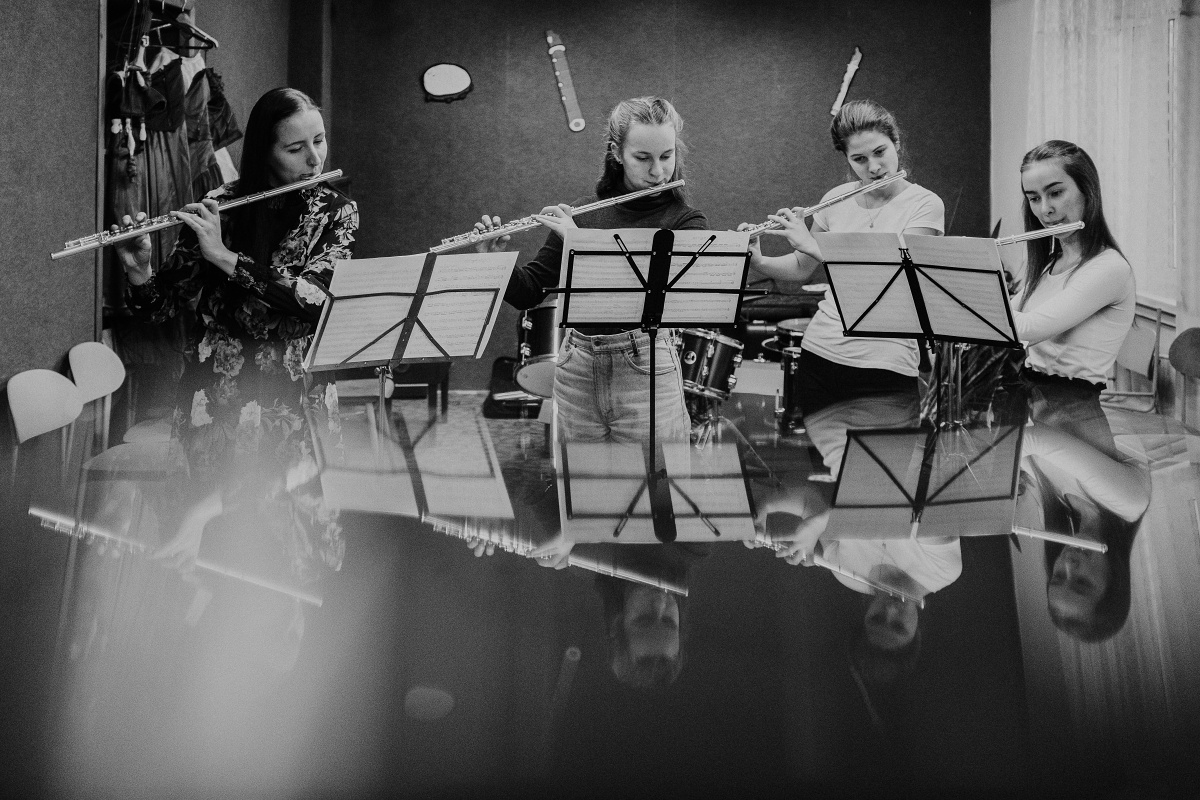 Koncert súborov:Flute Ladies 1