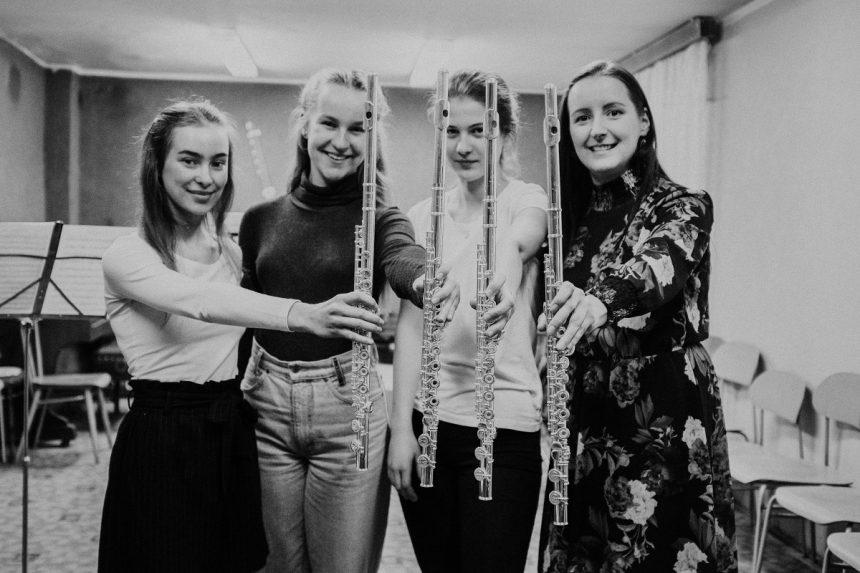 Koncert súborov: Flute ladies