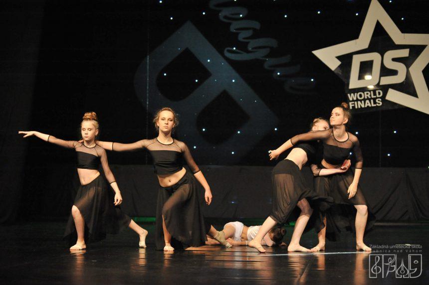 Úspech našich tanečníčok na DanceStar Slovakia