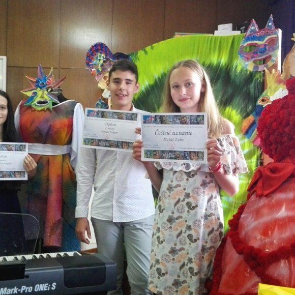 Úspech výtvarníkov v celoslovenskej súťaži