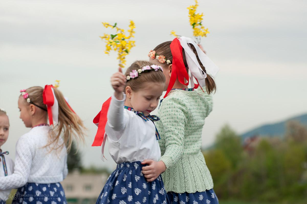 DFS Prvosienka_Pálenie Ďura 2016