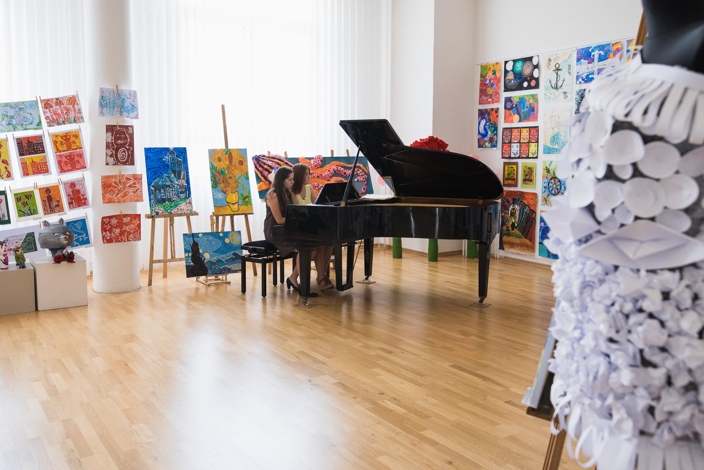 Absolventský koncert 2018, ZUŠ Dubnica nad Váhom