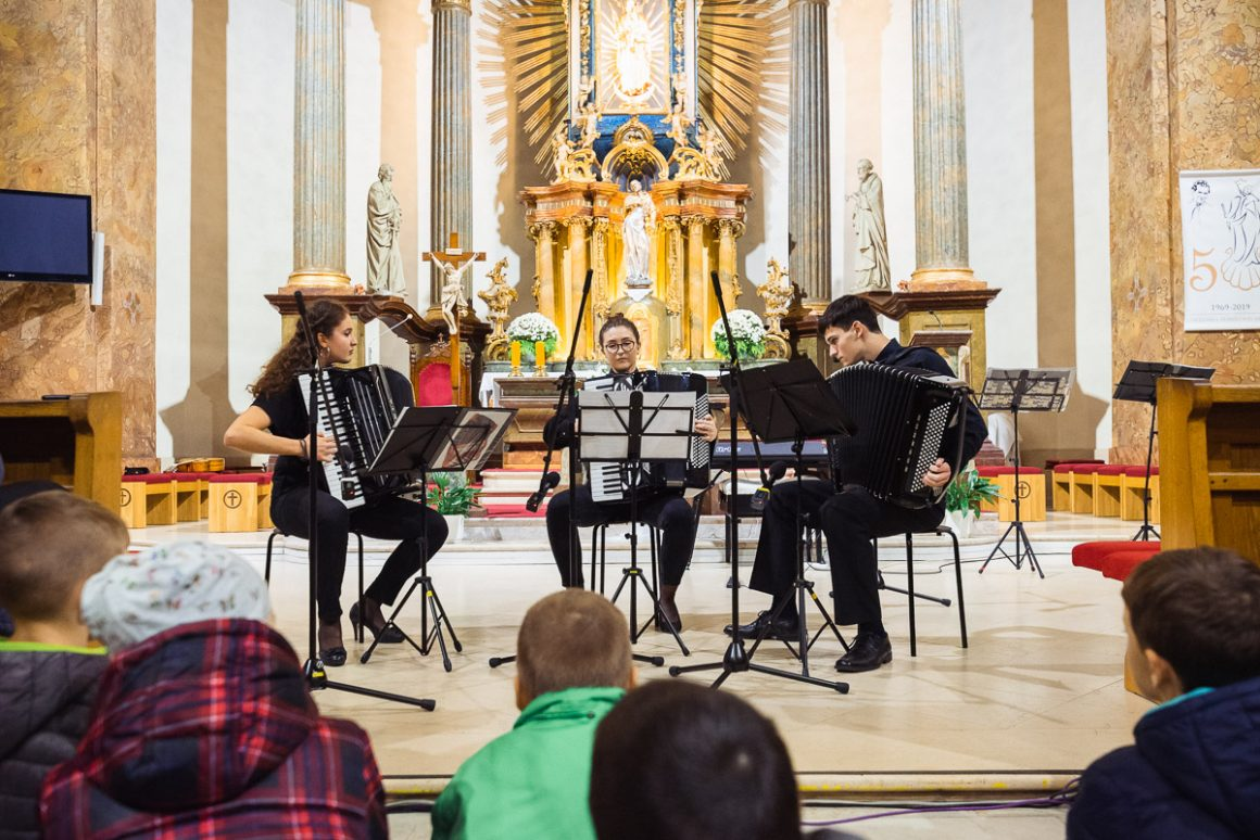 Koncert v Kostole sv. Jakuba 2019