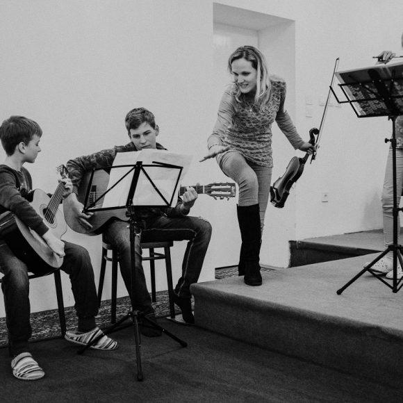 Koncert súborov: Violin
