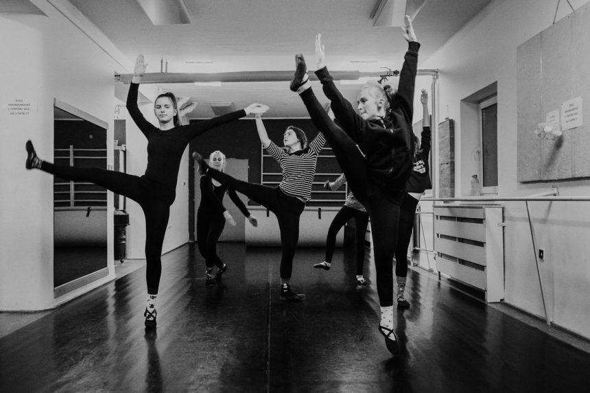 Koncert súborov: Súbor moderného tanca