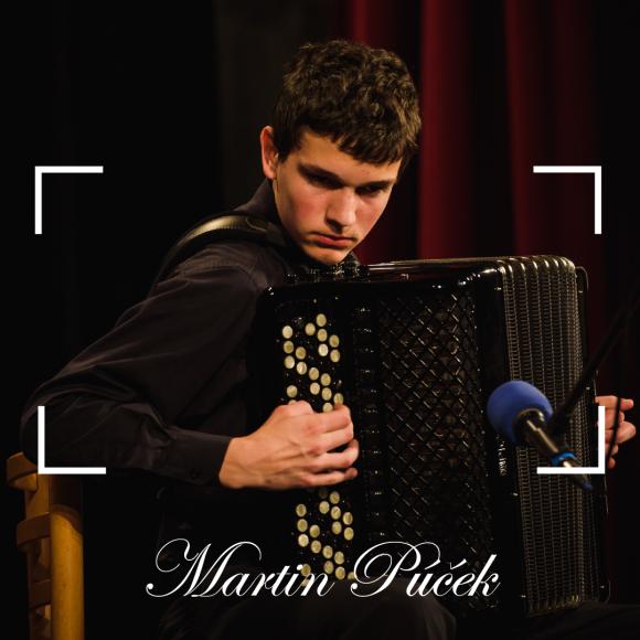 Pod rúškom hudby: Martin Púček