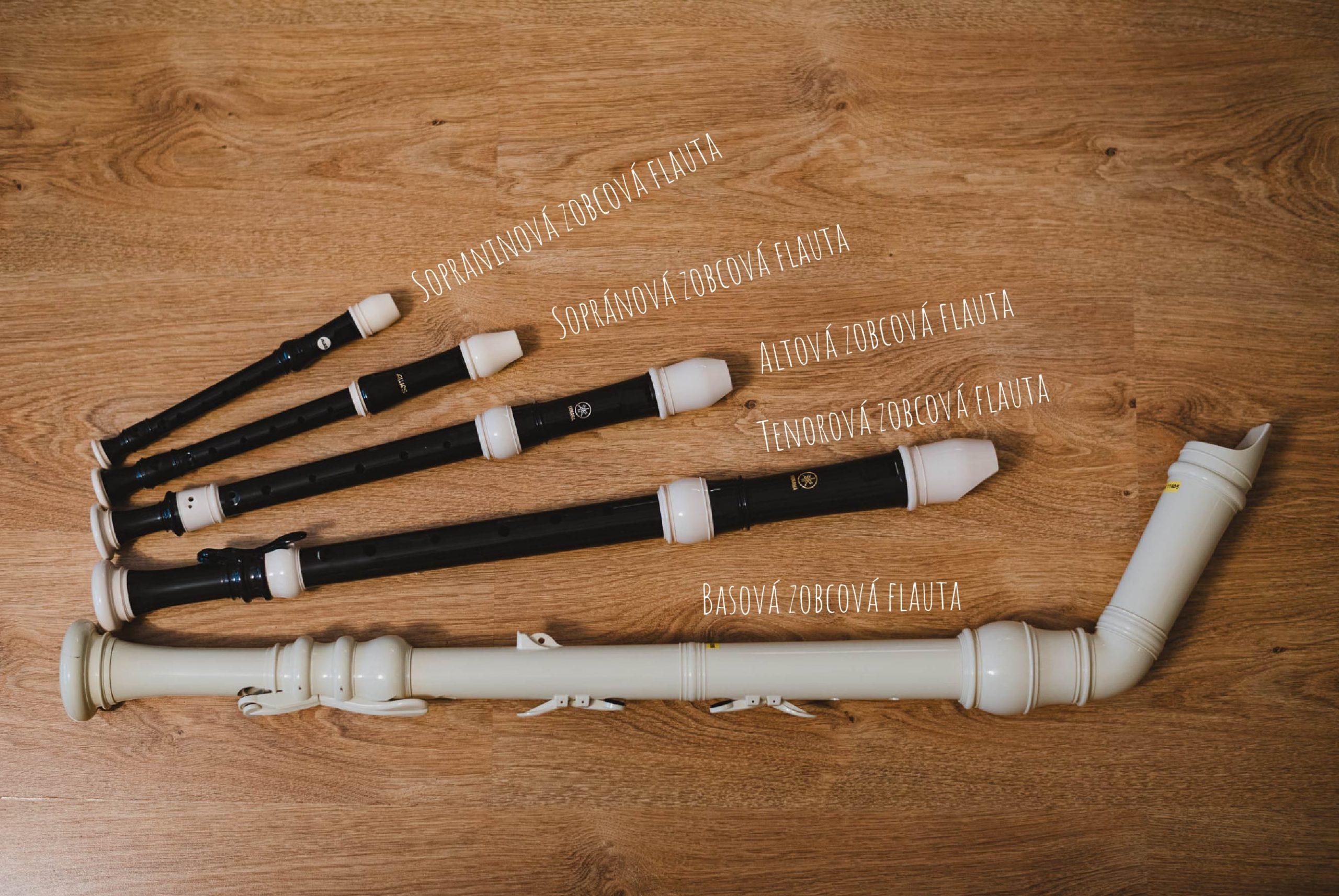 ZUŠ Dubnica nad Váhom, zobcové flauty
