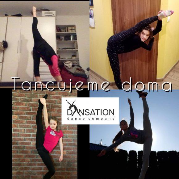Dansation Dance Company: Tancujeme doma II.